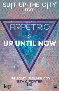 arpetrio-suit-up-the-city-poster